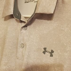 NWOT/Under Armour - Heat Gear Athletic shirt-M
